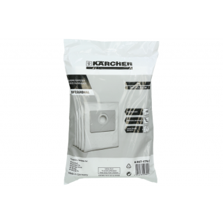 Bolsa de papel para aspiradora Karcher NT 35/1 profesional industrial precio