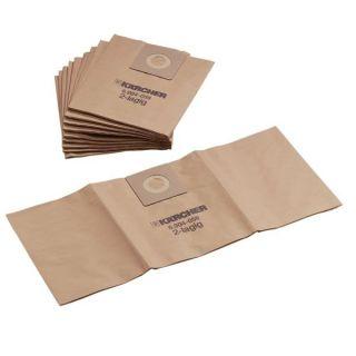 Bolsa de papel para aspiradora Karcher T201